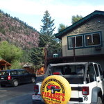 Φωτογραφία: Ouray Riverside Inn and Cabins