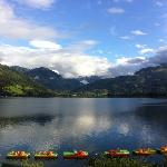 Photo de Grand Hotel Zell am See