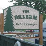 The Balsam Motel & Cottages resmi