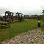 new park at little Trevarrack