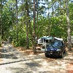 Foto van Ocean View Resort Campground