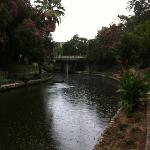 Picture from the Riverwalk. We had lots of fun and had a wonderful stay at the Super 8 Riverwalk