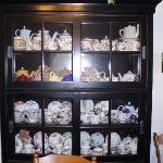 Lovely collection of tea cups for High Tea