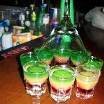 Shots - Kuban hotel bar not boomerang