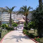Foto de Saphir Resort & Spa