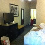 Foto van Holiday Inn Express in Plainville