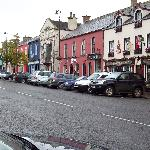 Belleek main street.