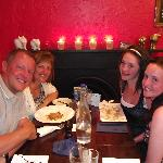 Enjoyable night at Hele Billys, Ilfracombe Aug 2011
