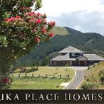 View of Ohuka Place from the driveway