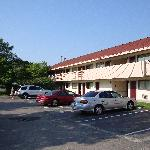 Φωτογραφία: Red Roof Inn Detroit Metro Airport Belleville