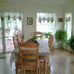  Dining area