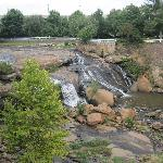  The falls in falls park