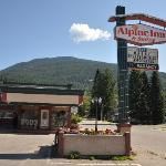 Foto van Alpine Inn & Suites