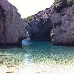  spiaggia di Stiniva