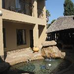 Foto de Africa Footprints Boutique Hotel