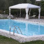  La piscina