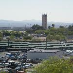  view to the tucson airport