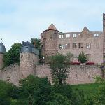  Die Burg von Wertheim