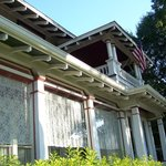 well preserved craftsman exterior