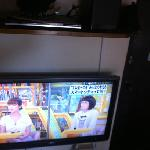 tv plana de 40 con DVD hdmi