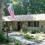 Foto de Acorn Bed and Breakfast at Mills River