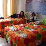 Photo de Hostal Mar Azul