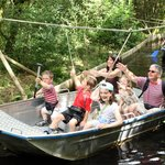 Jungle Boat Adventure