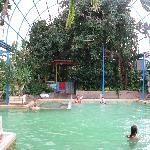 the pool at the springs