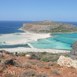 Balos Lagoon