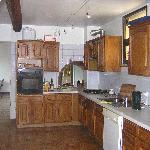 Large kitchen