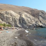 Perissa Beach
