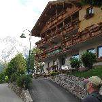 Photo de Hotel Alpenhof