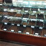 Wide Chocolate Selection