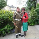Ingelton Home Guard weekend
