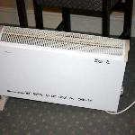 Dodgy electric heater