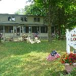 Foto de Lake Ripley Lodge Bed & Breakfast