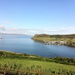  View from the Uig Hostel