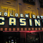 Casino at the Golden Gate Hotel
