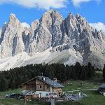  Rifugio delle Odle Geisleralm