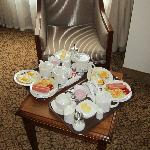 Continental Breakfast for 2 persons in A1 Hotel, Moscow