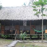 Sleeping Building at Madidi Lodge