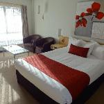 Sunny and Airy Guest Rooms