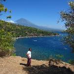  Just a few minutes away... stunning view on Mont Agung