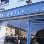 Starfish Caf in the sun!