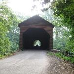 Weem's Covered Bridge - Entry to B&B