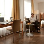 BEST WESTERN Premier IB Hotel Friedberger Warte
