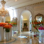 Отель Four Seasons Hotel George V Paris