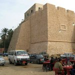 Tripoli's Red Castle (Assai al-Hamra)