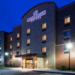 Candlewood Suites Exterior at Night