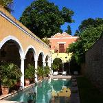 Photo de Hotel Hacienda Merida